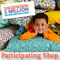 American Patchwork & Quilting 1 Million Pillowcase Challenge - Participating Shop. Click here to learn more.
