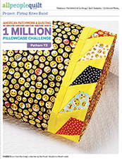 Apq 1 Million Pillowcase Challenge Free Patterns